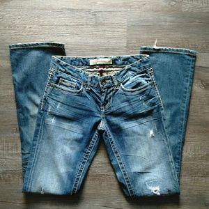 BKE Sabrina Boot jeans